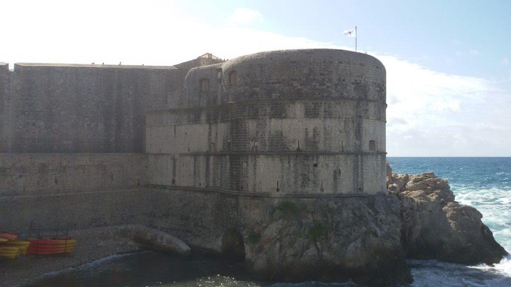 Imagen de la muralla