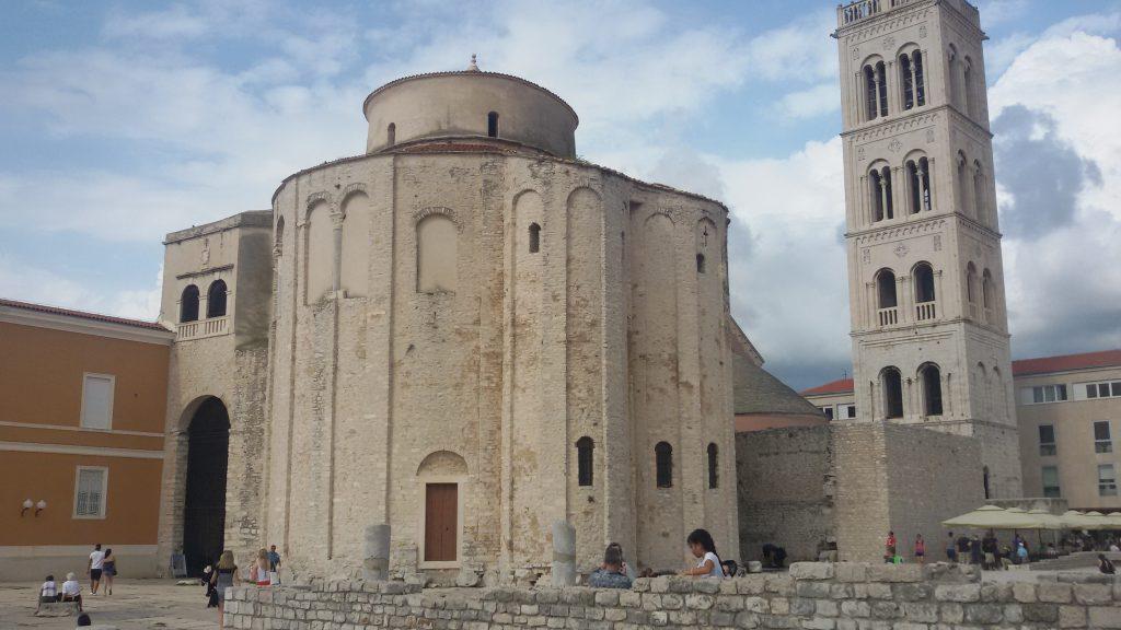 San Donato en Zadar