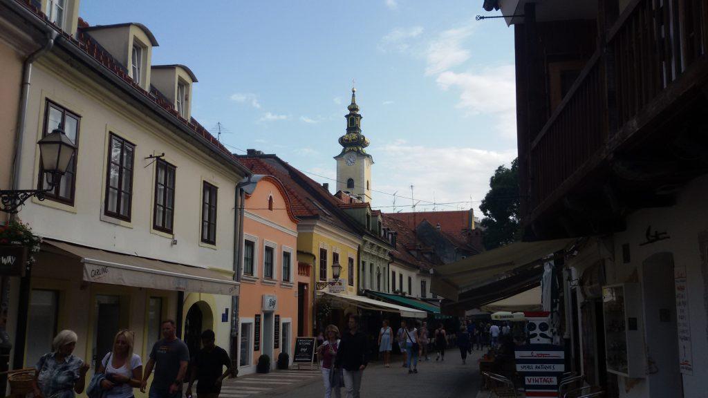 La calle Tkalciceva