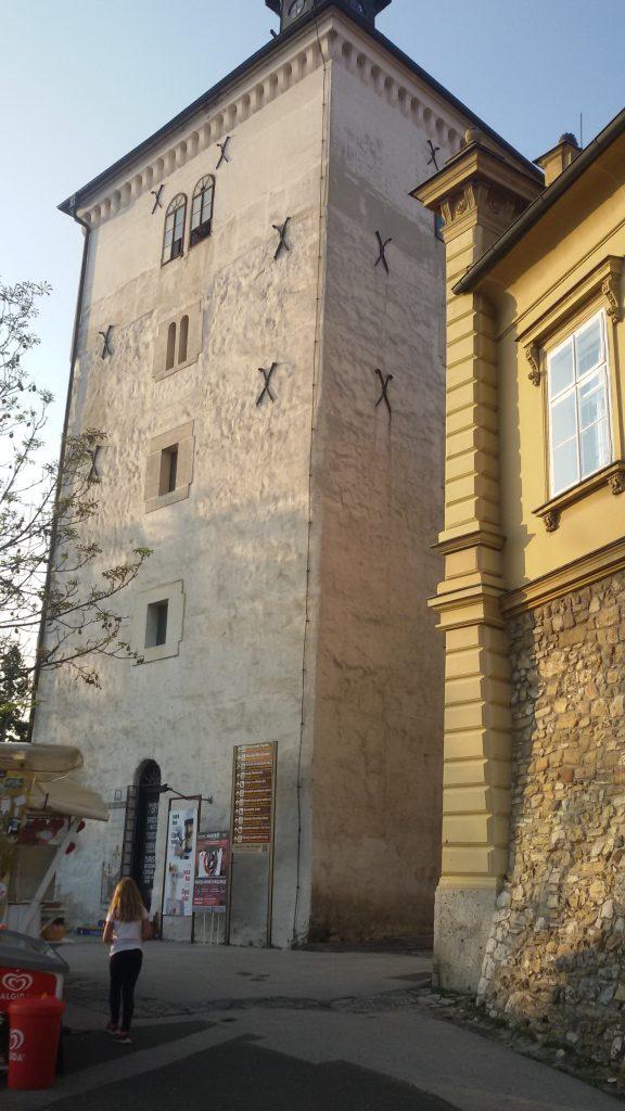 La torre Lotrscak