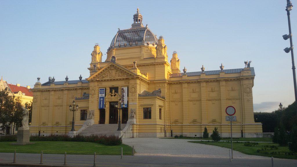 Pabellón de Arte - Zagreb
