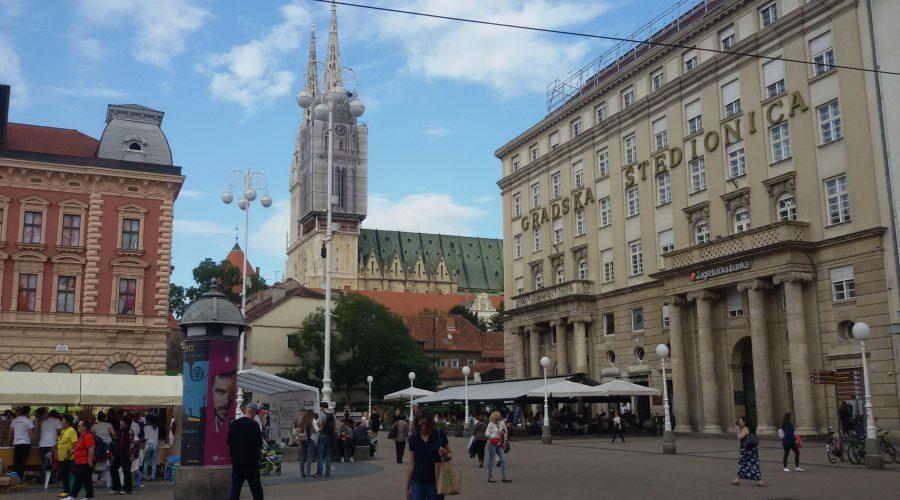 ZagZagreb - Plaza Ban Josip Jelacic
