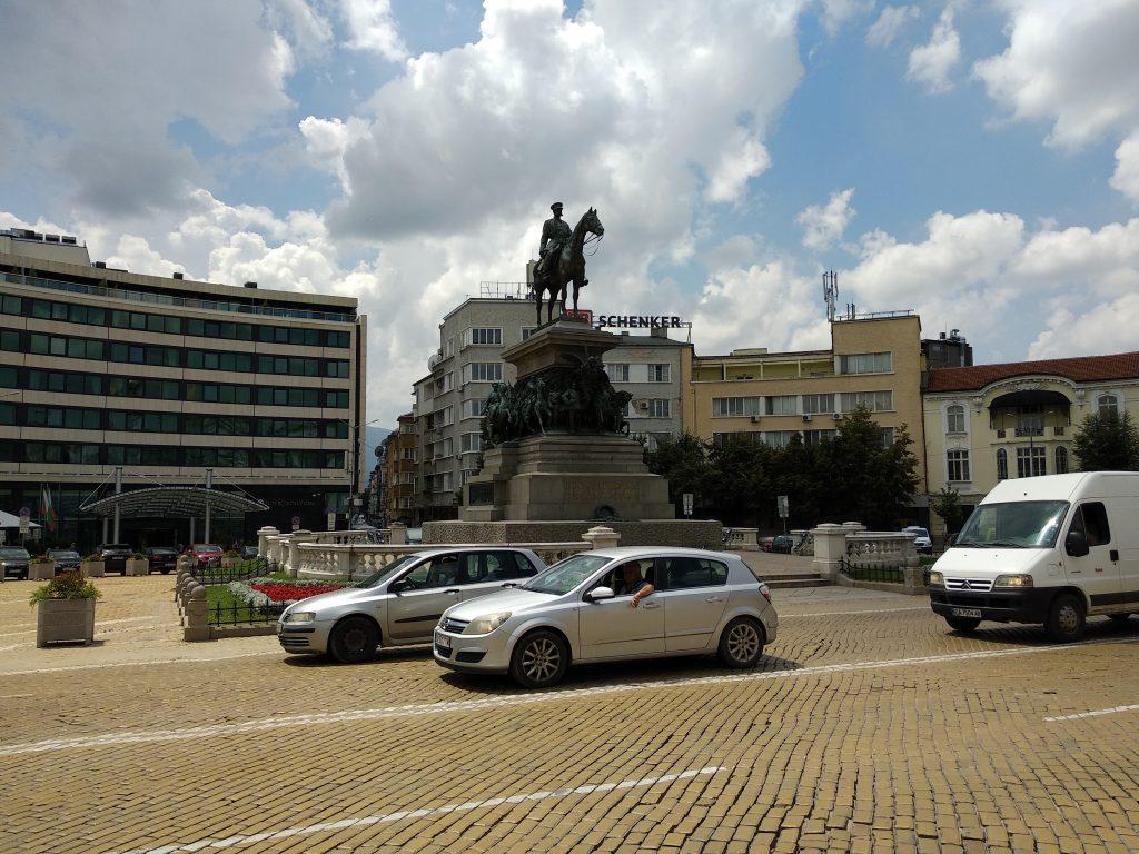 """Estatua de Alejandro II """"el libertador"""""""