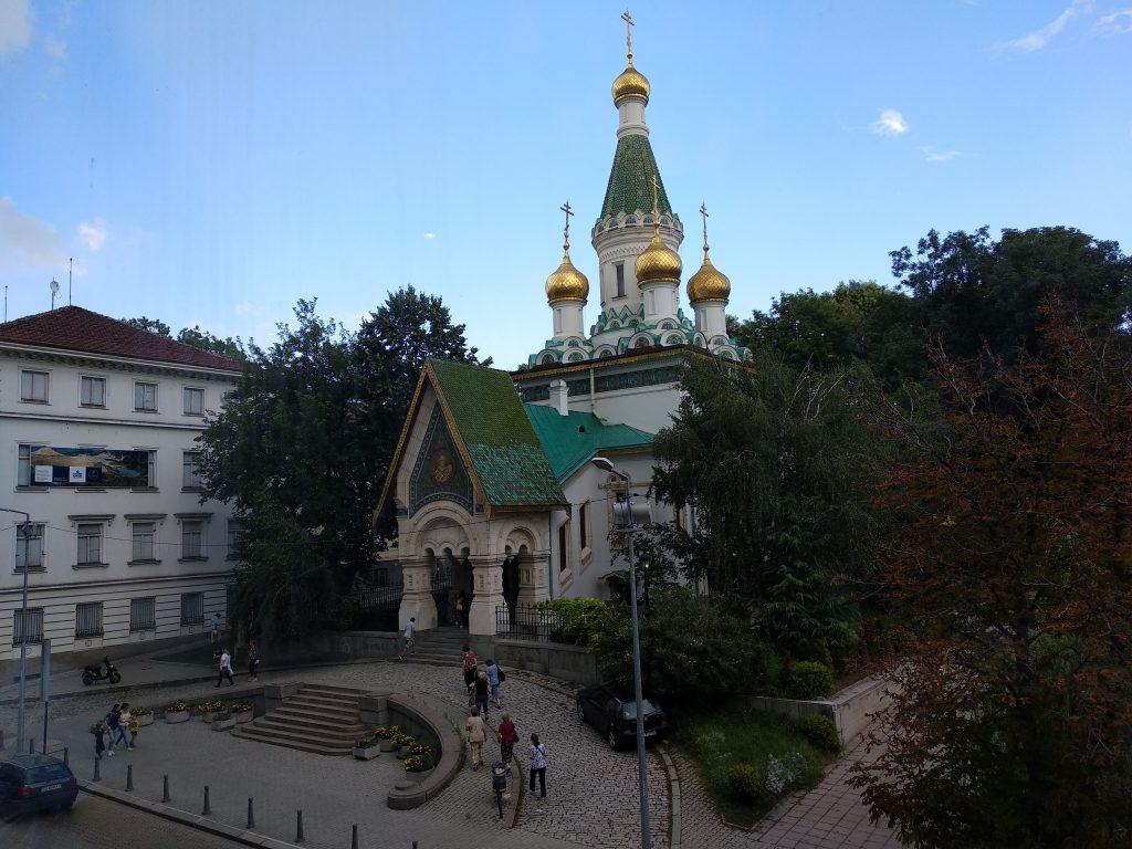 Iglesia rusa de San Nicolás