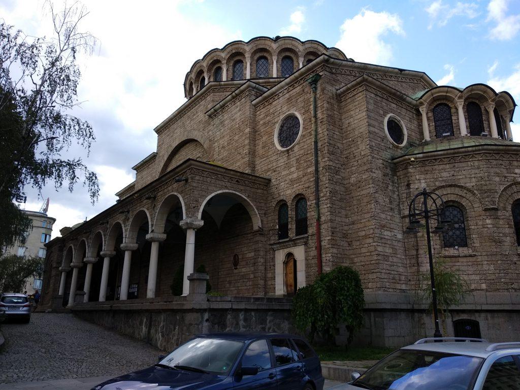 Catedral de Sveta Nedelya en Sofia