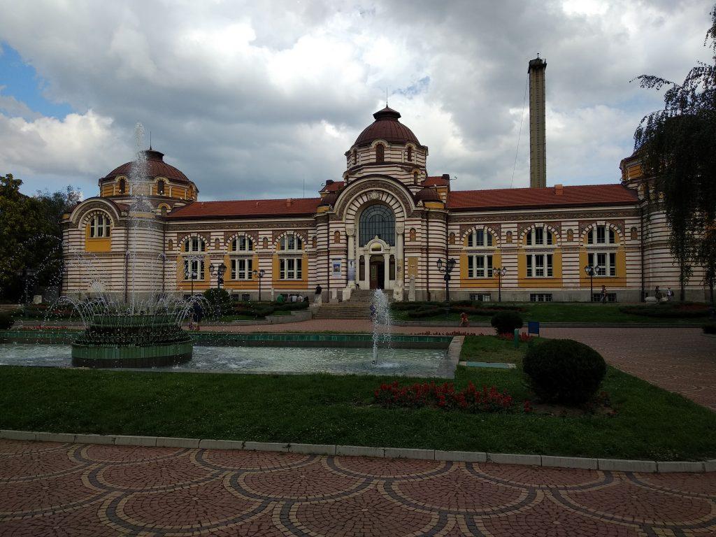 Mueseo de Historia Regional de Sofia