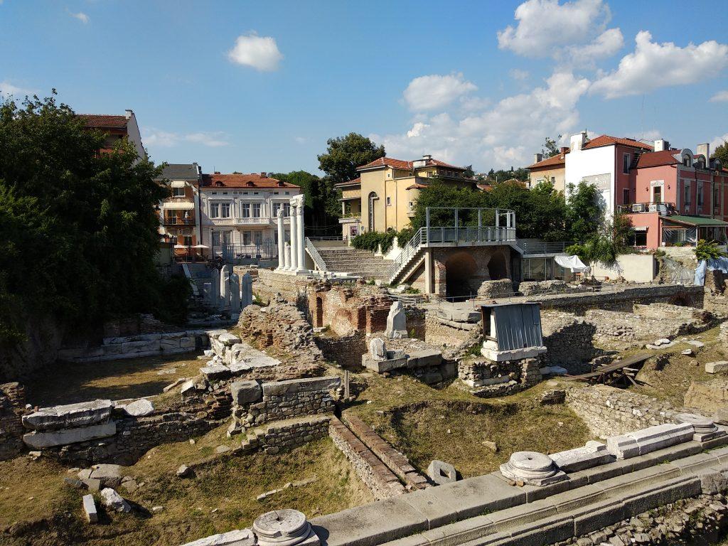 Odeon Philippopolis en Plovdiv