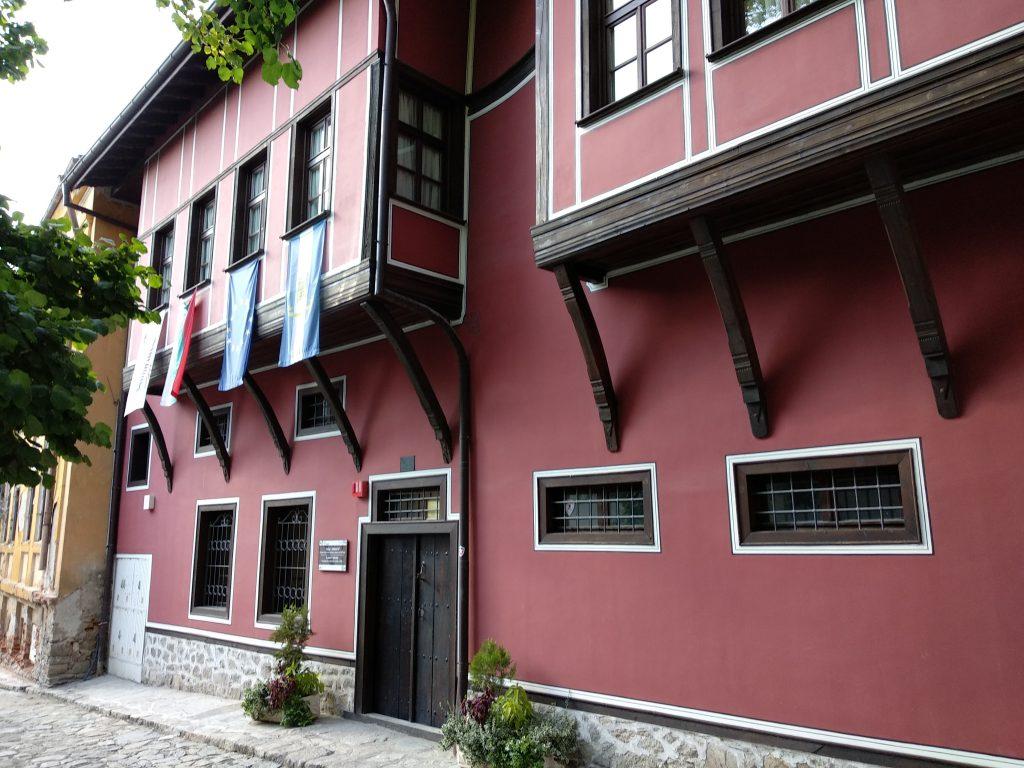 Klianty House de mediados del Siglo XVIII