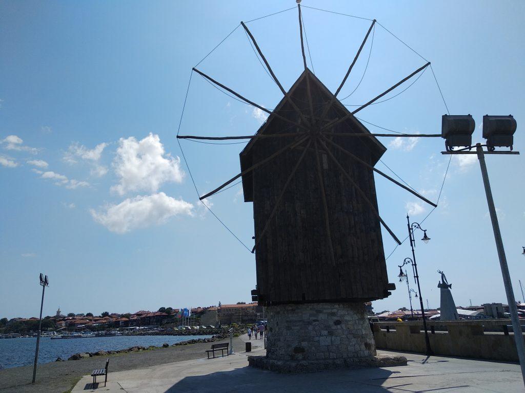 Molino de Nessebar