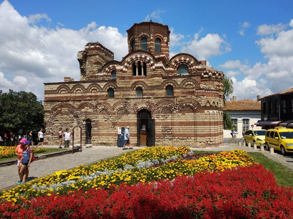 Iglesia del Cristo Pantocrator en Nesebar