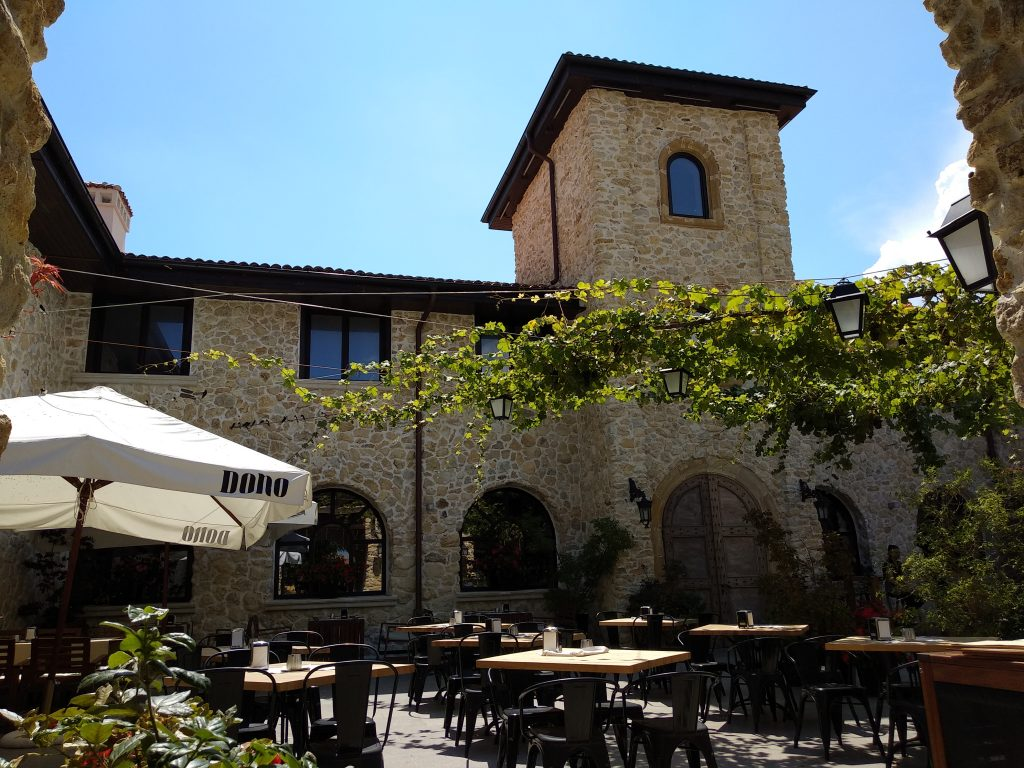 Restaurante Dono en Nesebar