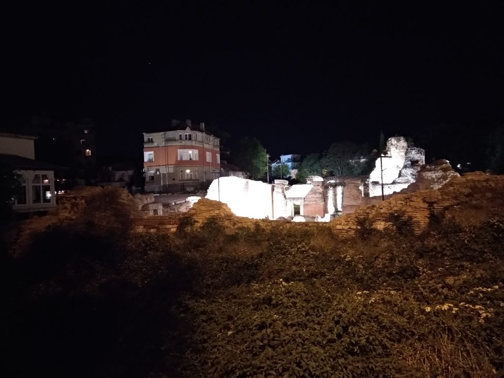 Termas romanas de Varna